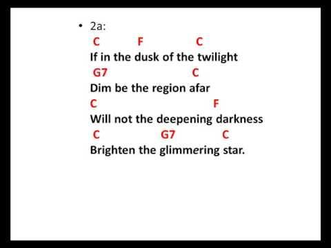 Whispering Hope Ukulele Chords Lyrics Youtube