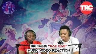 "Big Bang ""Bae Bae"" Music Video Reaction"