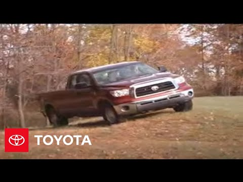 2007 Tundra How-To: Automatic Limited-Slip Differential | Toyota