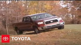 Tundra How-To: Automatic Limited-Slip Differential | 2007 Tundra | Toyota