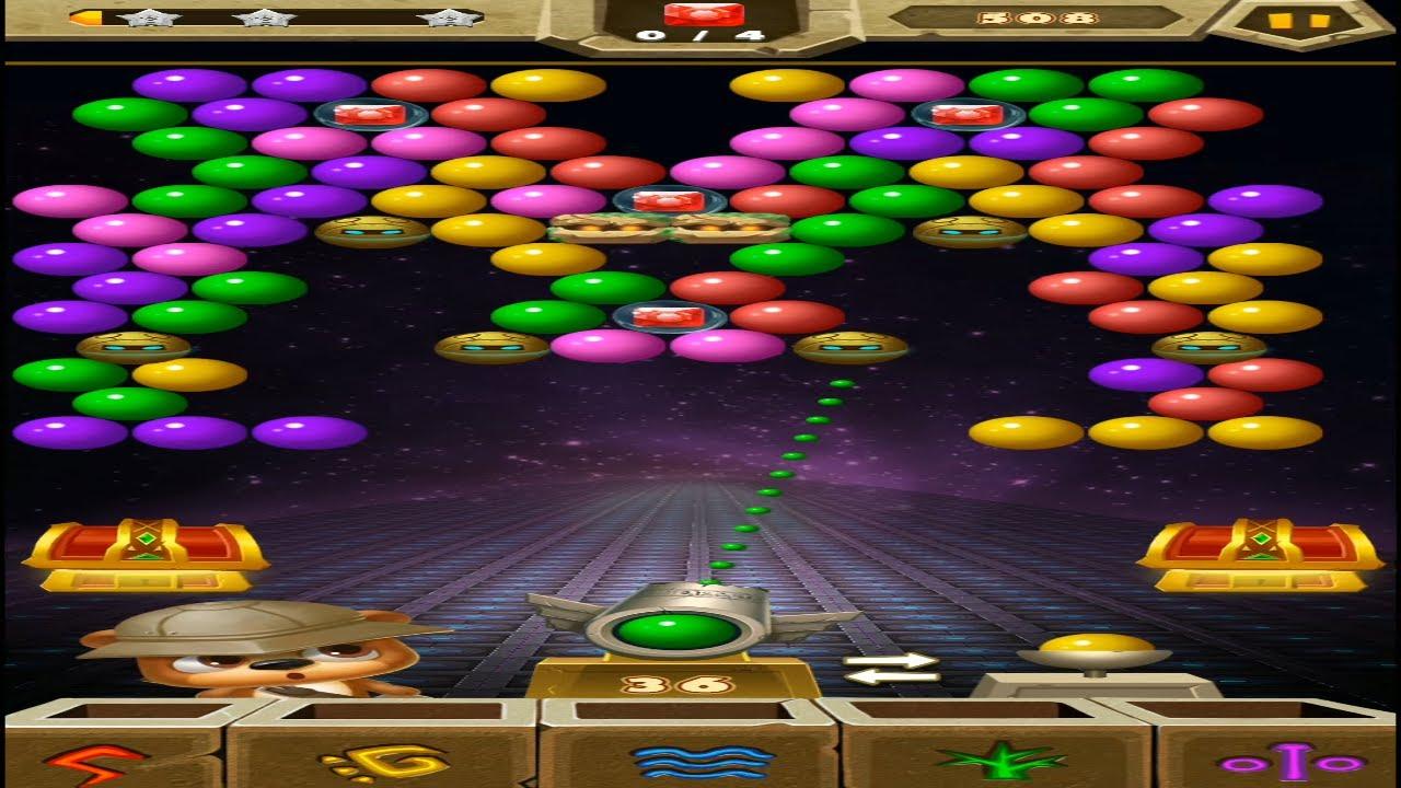 Chơi game bắn bóng – game bubble shooter [ Game Nabi ]
