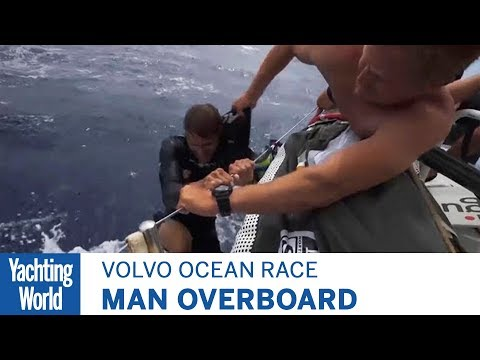 Man Overboard in Volvo Ocean Race | Yachtin World