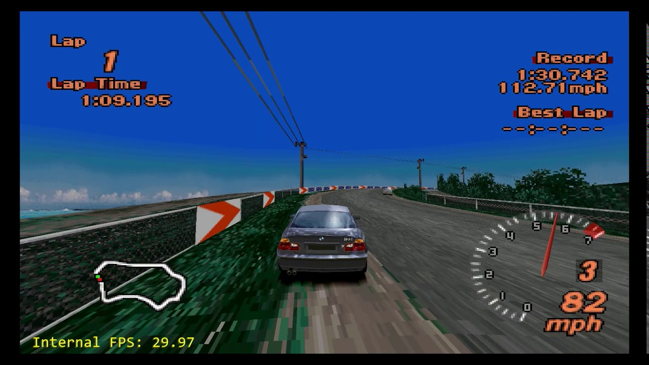 Test PCSXR-PXGP - Gran Turismo 2 (NTSC-U) by PolscyWariaci