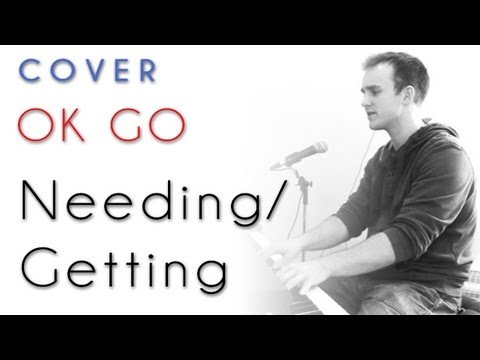 OK Go - Needing / Getting (piano cover & tutorial)