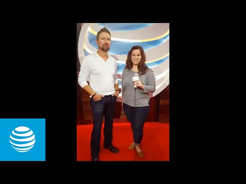 On the AT&T Red Carpet with host Craig Morgan | AT&T
