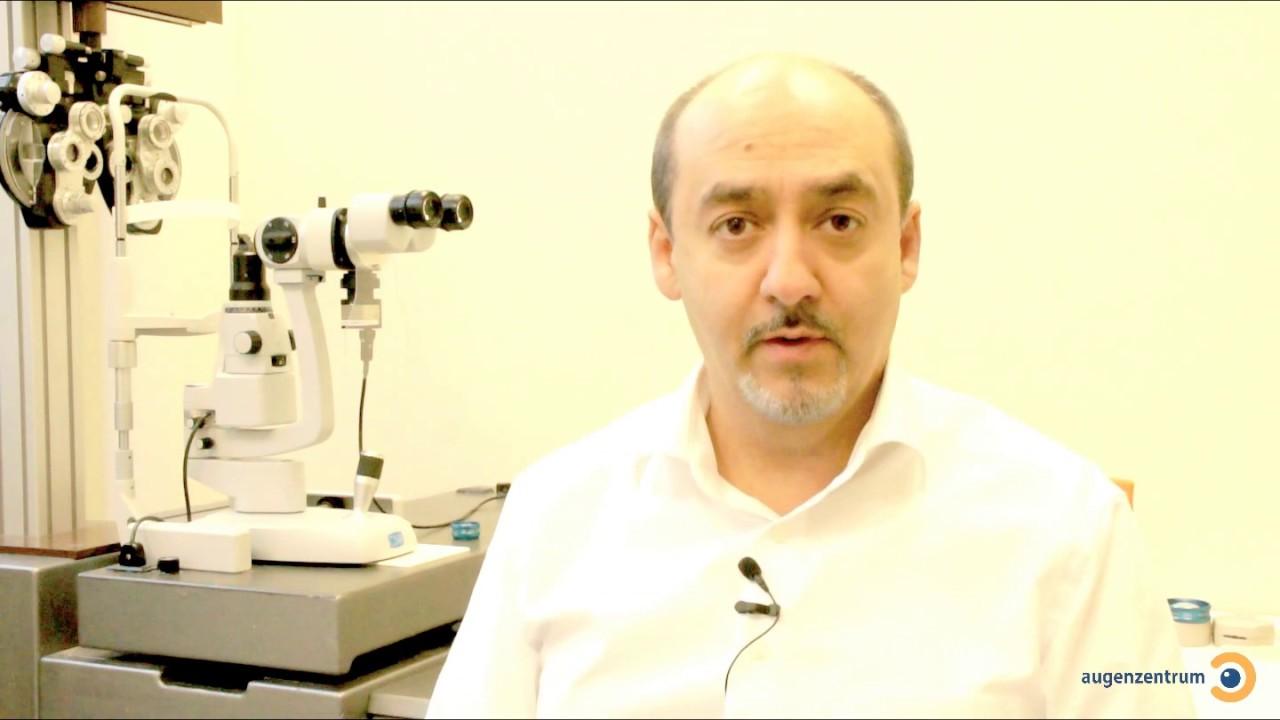 Wichtigsten Fakten über EVO Visian ICL Linse mit Implantationsvideo