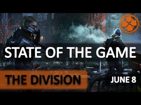 The Division | State of the Game Recap | June 8, 2017 | Update 1.7 Revealed | Global Events