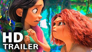 DIE CROODS 2 Trailer Deutsch German (2020)