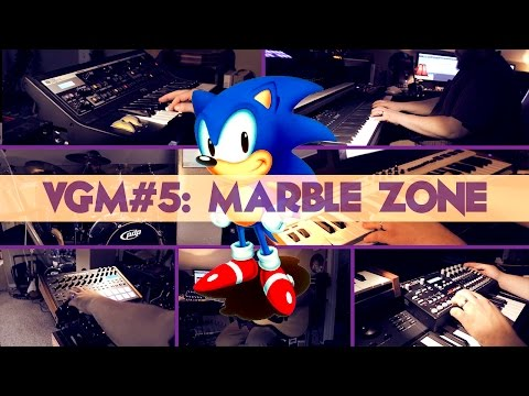 VGM #5: Marble Zone (Sonic the Hedgehog)