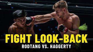 Rodtang Jitmuangnon vs. Jonathan Haggerty Fight Look-Back