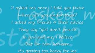 3lw~Getting too heavy{with lyrics}