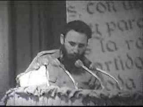 Fidel y la carta del Che