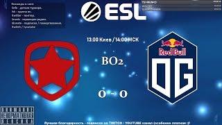 [RU] Gambit Esports vs. OG - ESL One Katowice 2019 BO2 @4liver_r