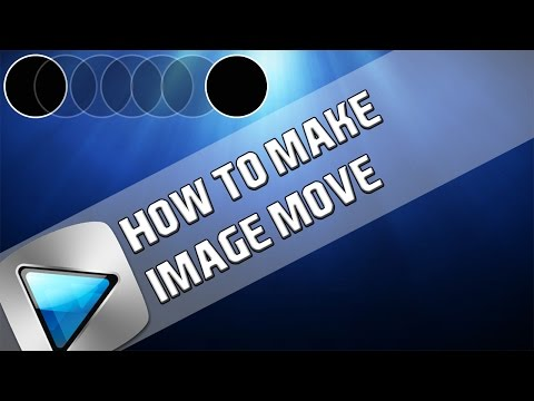 How To: Make Image Move In Sony Vegas Pro 11, 12 & 13