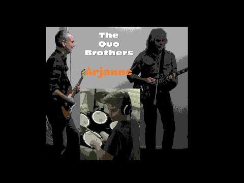 Arjanne 50 jaar - The Quo Brothers