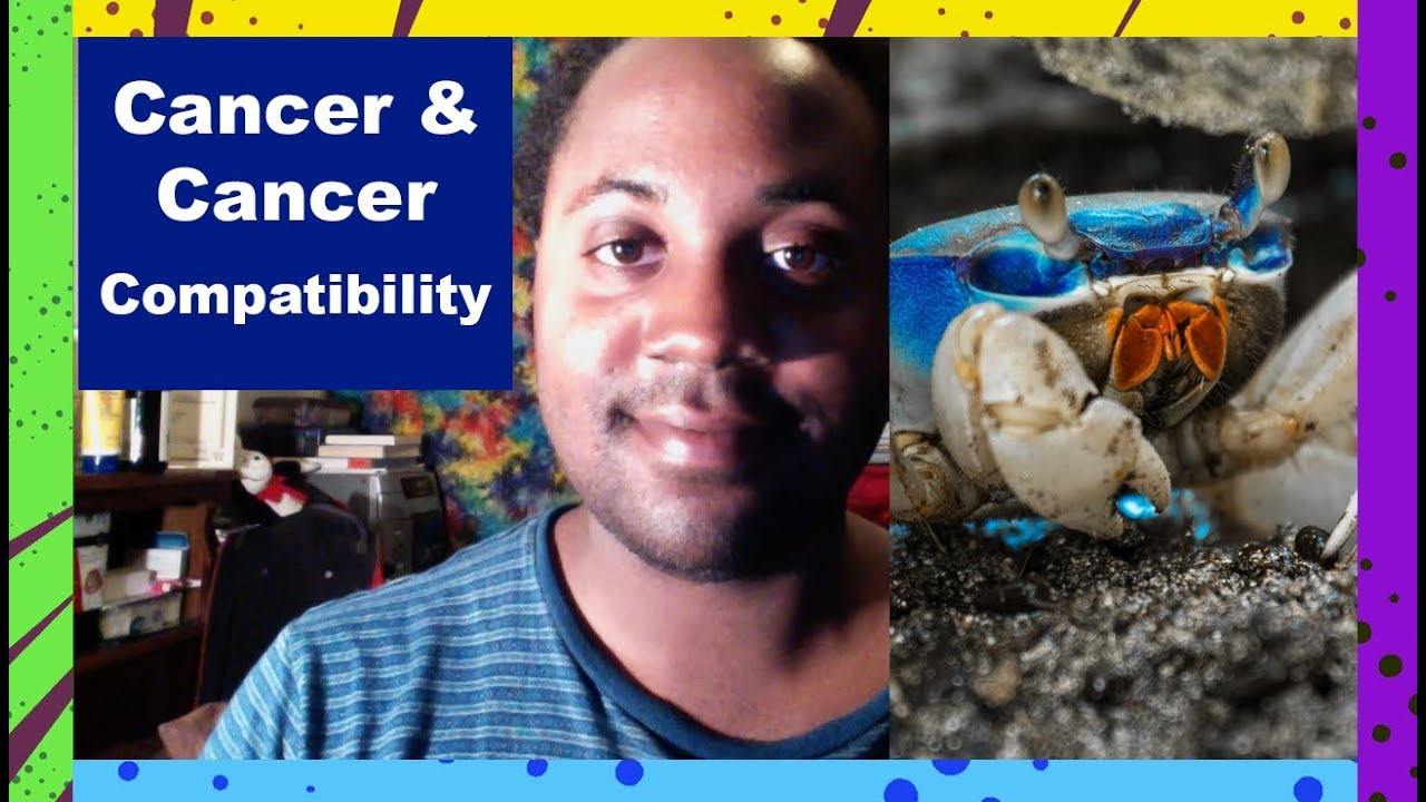 Cancer & Cancer Compatibility: One Must Be The Bigger Crab    Who's It  Gonna Be? [Man & Woman]
