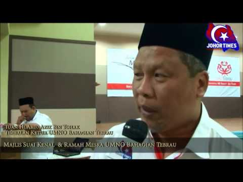 Pengundi Melayu perlu ubah sikap - Tuan Hj Abd. Aziz Tohak