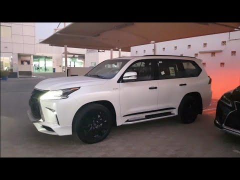جيب لكزس Lx570 كيرو 2020 بلاك اديشن بريمي شرح مواصفات بهوان Lexus Youtube