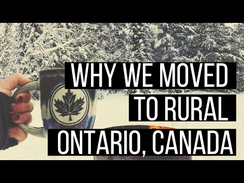 Why We Moved To Rural Ontario, Canada | House Tour
