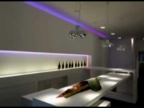 Illuminazione interni casa  OSMA Arredamenti  YouTube