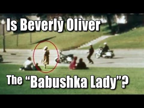 """Is Beverly Oliver the """"Babushka Lady""""?"""