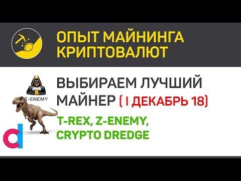 Выбираем лучший майнер - I Декабрь 18 | Выпуск 97 | Биткоин - опыт майнинга криптовалют