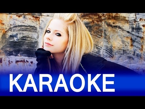 Avril Lavigne - Alice Underground (Lyrics) Karaoke [HD]