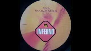M3 Bailamos (Matt Darey Remix) 12 inch Vinyl Rip