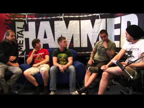 Dyscarnate, The Algorithm, Basick, Siege Of Amida Interview