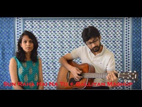 Sun Raha Hai Na Tu | Galliyan | Mashup | Patio Jamm | Neha & Akshay