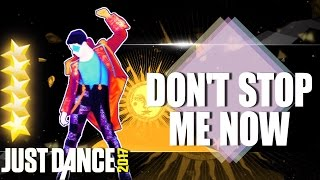 🌟 Just Dance 2017: Don't Stop Me Now by Queen - 5 Stars 🌟