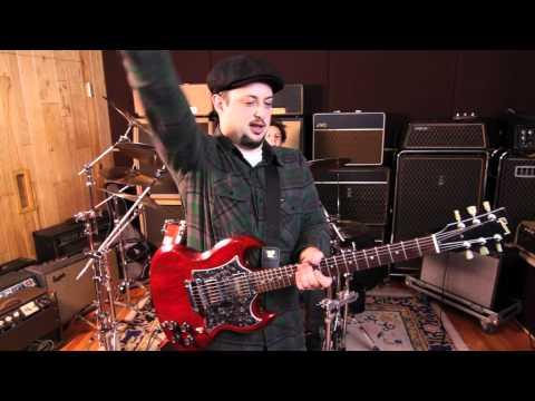 Blues Shuffle – guitar lesson Blues Guitar Lesson 1-Blues Rhythms: The Shuffle