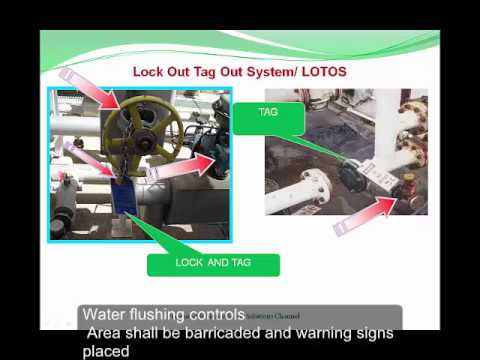 commissioning activities, hazards and control Video