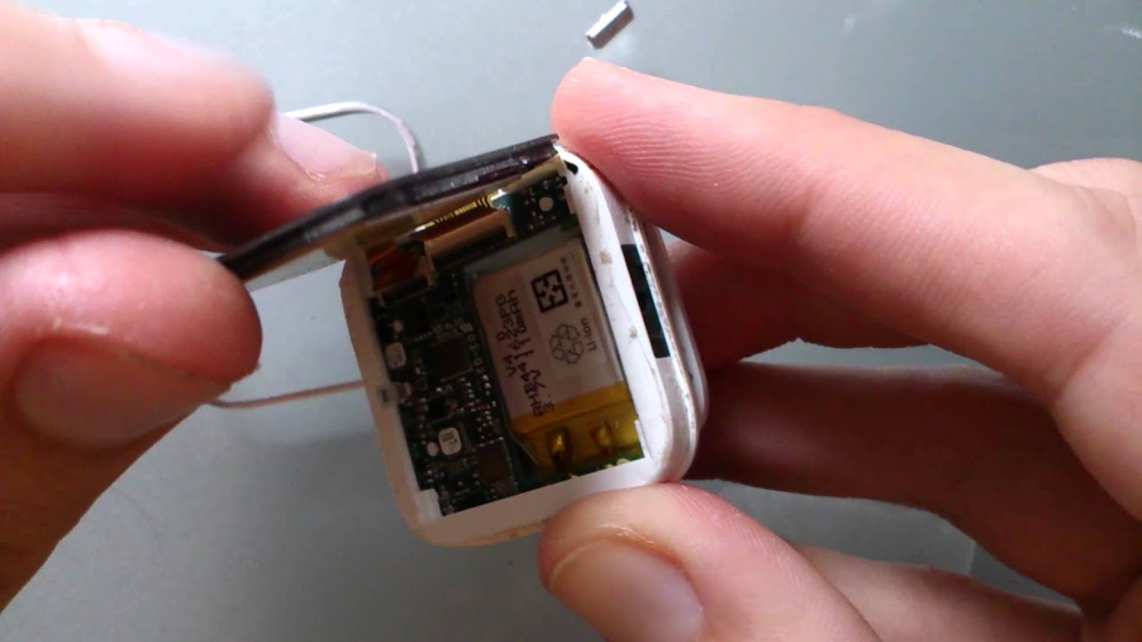 SONY SmartWatch (MN2) disassembly