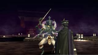 Shin Megami Tensei Devil Summoner 2 Raidou Kuzunoha vs King Abaddon Boss Atavaka [KING]