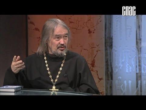 Диалог под часами. В студии поэт и писатель, священник Андрей Спиридонов (ТК Спас 2014-06-06)