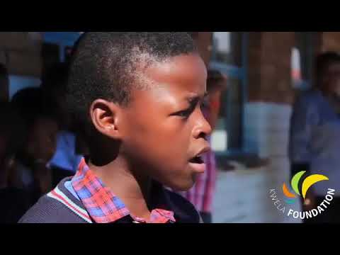 Monica Seoketsa Visits School, Boy Sings I Can't Give Up Now. (By Mary Mary) 2019 #GospelMusic