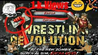 Download How To Download Wrestling Revolution 2d 2k 19 Mod