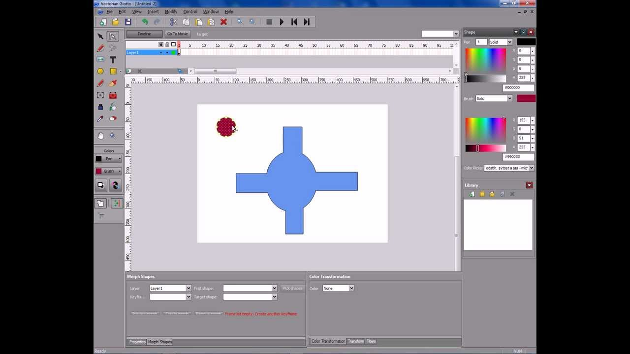 Vectorian giotto tutorial demo creating cartoon effects free.