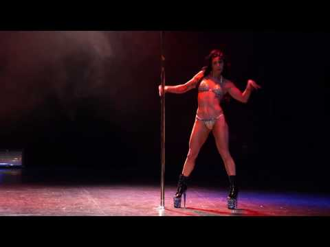 Gracie - Miss Pole Dance Australia 2017 1ST RUNNER UP