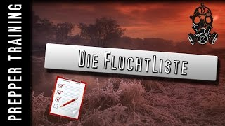 Prepper Fluchtliste | German HD 1080p