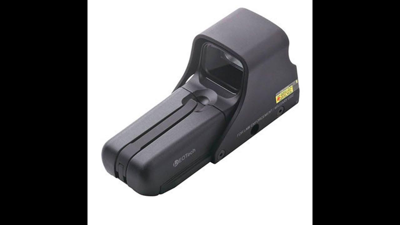 4759607bd0d88 EOTech 512 - viseur holographique - AR15 - présentation - YouTube