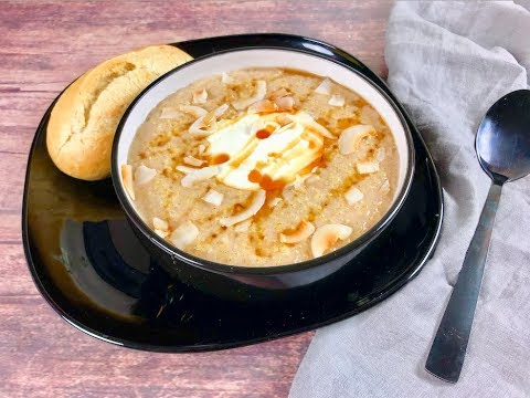How to make millet porridge