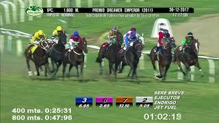 Vidéo de la course PMU PREMIO DREAMER EMPEROR 2011