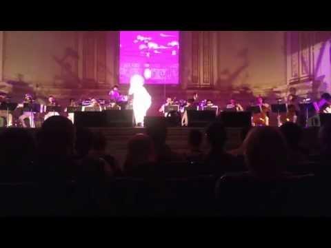 Bjork @ Carnegie Hall 3/14/2015