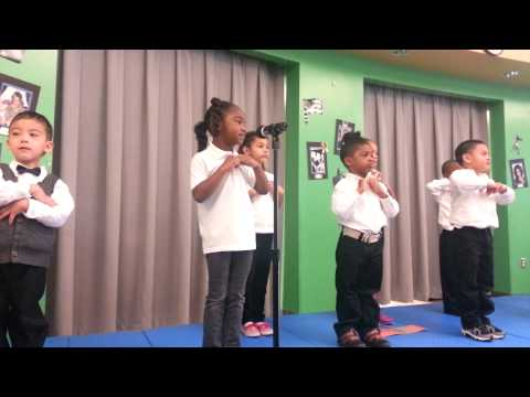 Hailey's Black History Performance