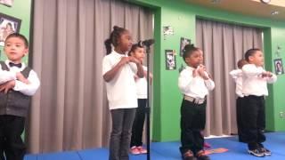 Hailey's Black History Performance
