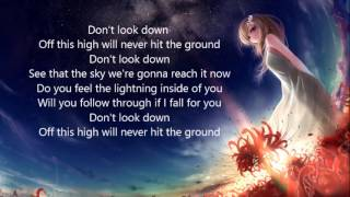 Martin Garrix feat. Usher - Don't Look Down (Lyrics)