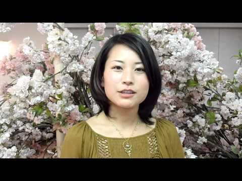 クリスティーヌ・ワレフスカさんのピアニスト.福原彰美さん