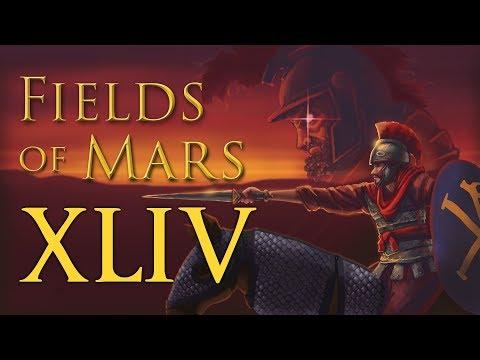 Fields of Mars #44 | Silenced | TW Attila Roman Britain NLP